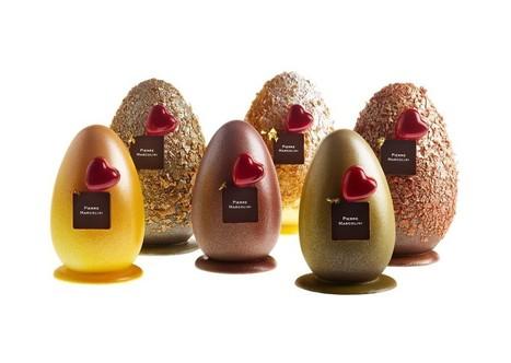 Pierre Marcolini revisite le lapin et les œufs de Pâques   Pierre Marcolini   Scoop.it
