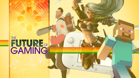 Future of Gaming - Emerging Trends (VIDEO) | Mash Up Blog's Kitchen | Scoop.it