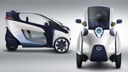 Toyota va tester un tricycle électrique à... Grenoble | Nouvelles Technologies - Nouveaux médias | Scoop.it