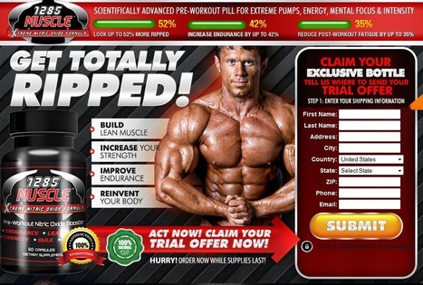 Read 1285 Muscle Side Effects That Start After One week!!! | Testosterone Booster | Scoop.it