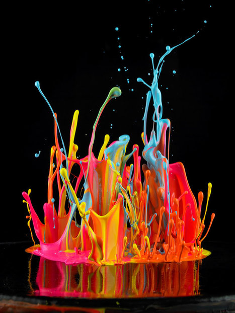 Martin Klimas - Photograpy - Works | Flow Visualization | Scoop.it