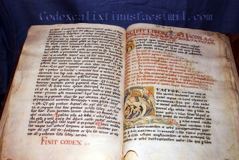 Codex Calixtinus: Ya nadie se acuerda del Códice Calixtino | Codex Calixtinus | Scoop.it