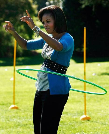 Michelle Obama Is No One's Feminist Nightmare | Colorful Prism Of Racism | Scoop.it