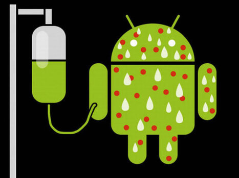 Android : il n'a jamais été aussi facile de hacker ! | Propriété intellectuelle et Droit d'auteur | Scoop.it