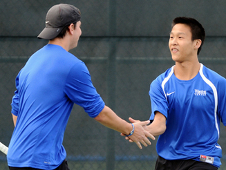 Men's Tennis Earns May ITA National Team Sportsmanship Award ... | Youth Coaching Ethics on Sports | Scoop.it