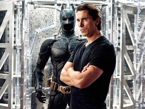 Christian Bale says he won't be Batman in 'Justice League' movie - Entertainment Weekly | Movies | Scoop.it