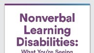 Understanding Nonverbal Learning Disabilities | Non-Verbal Learning Disability | Scoop.it