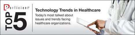 Top 5 Technology Trends in Healthcare | healthcare technology | Scoop.it