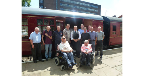 News from East Lancashire Railway - launch of wheelchair accessible carriage | Accessible Tourism | Scoop.it