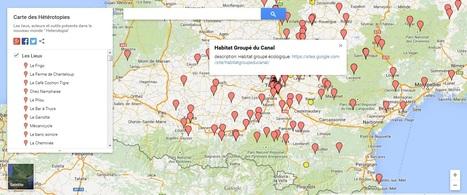 Carte des Hétérotopies   Les cartes des Alternatives - Géographie de la transition   Scoop.it