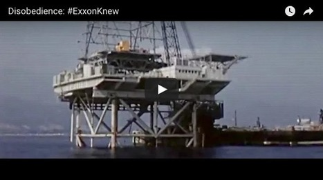 #Rockefeller #Exxon was on the cutting edge of #climate science 40 years ago. Watch what happened next: | Messenger for mother Earth | Scoop.it