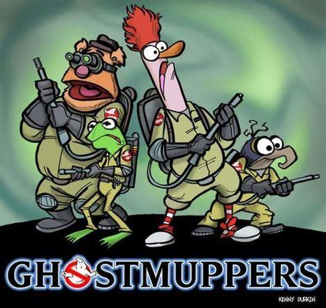 The Muppets + Pop Culture = Art WIN | All Geeks | Scoop.it