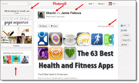 4 Ways to Use Pinterest to Rank High in Search Engines | Digitalageofmarketing | Scoop.it