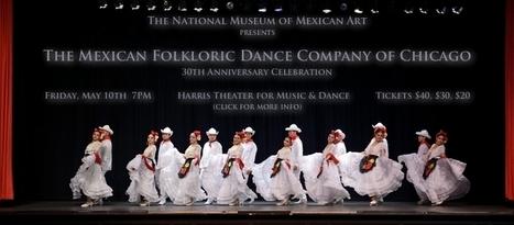 The Mexican Folkloric Dance Company of Chicago | Cultura De Espanol | Scoop.it