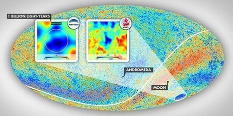 'Supervoid', biggest structure known to humankind identified by astronomers | Natural History, Science, & Green Technology | Scoop.it
