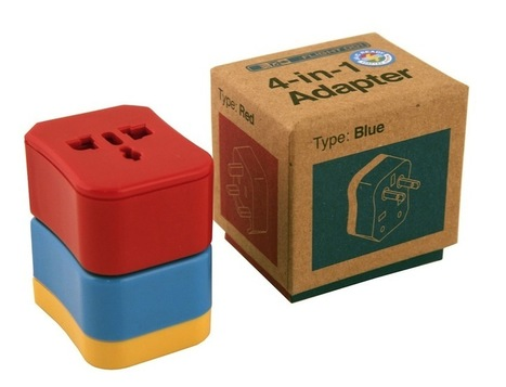 Find the Best International Travel Adapter for Your Next Trip - Travel Gift List | Top Travel Gadgets | Scoop.it