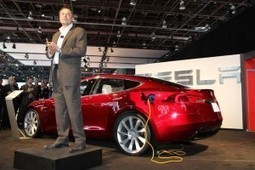 Tesla Motors Pays Back Energy Department Loan 9 Years Early | Art and Design | Scoop.it