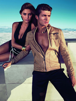 TRAFFIC MODELS BLOG: Leticia Zuloaga, the face of Guess by Marciano campaign | Moda | Scoop.it