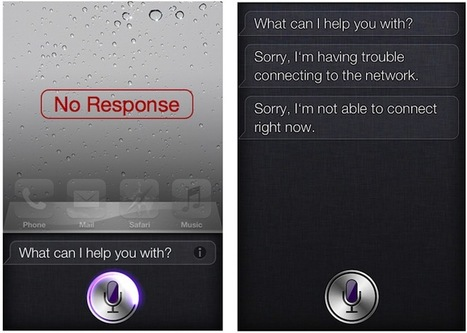 IBM Outlaws Siri, Worried She Has Loose Lips | Wired Enterprise | Wired.com | Strange days indeed... | Scoop.it