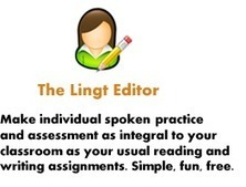 Lingt Classroom | Speak more. Give your students online voice based assignments. | Learning technologies resources | Scoop.it