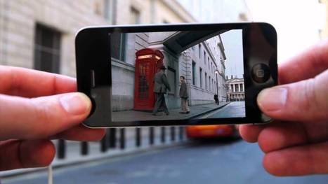 Build Your Brand With Augmented Reality | Communication design | Scoop.it