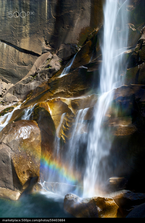 Vernal Falls by Taylor Duncan | 500px Marketplace | My Photo | Scoop.it