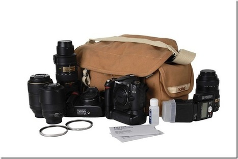 10 essentials for the camera bag | Photography tips and tools | Scoop.it