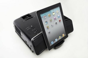 Epson présente un rétro-projecteur pour iPhone/iPad ... | Richard Dubois - Mobile Addict | Scoop.it