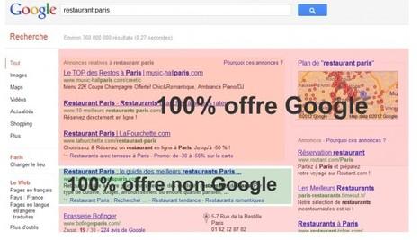 Google Search : vers la fin du référencement naturel ? - Le Nouvel Observateur | Mon Web Bazar | Scoop.it