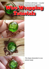 Wire Wrapping Tutorials   Home & Hobbies   Scoop.it