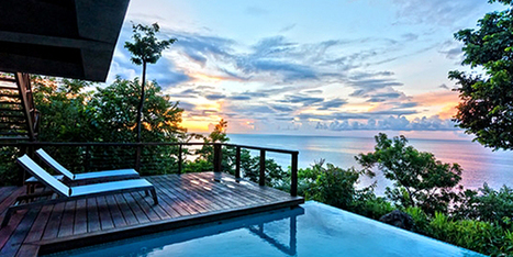 The Coolest Resort in Each Caribbean Island Nation - Pacsafe   AMAZING things!   Scoop.it