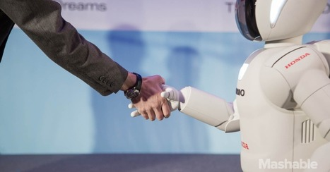 Honda's ASIMO robot is now surprisingly human | Pharma-News | Scoop.it