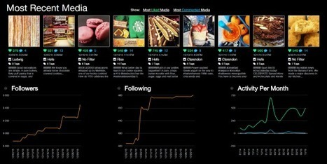 Analyser gratuitement son compte #Instagram | Time to Learn | Scoop.it