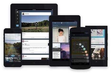 Tumblr | entretenir une vie sociale numérique au détriment de la vie sociale | Scoop.it