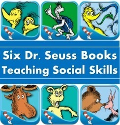 Six Dr.Seuss Books Teaching Kids Social Skills iGameMom iGameMom | Educational Apps and Beyond | Scoop.it