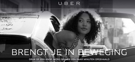 Zijn ritjes met Uber binnenkort gratis? | Creativity & Innovation  for success | Scoop.it