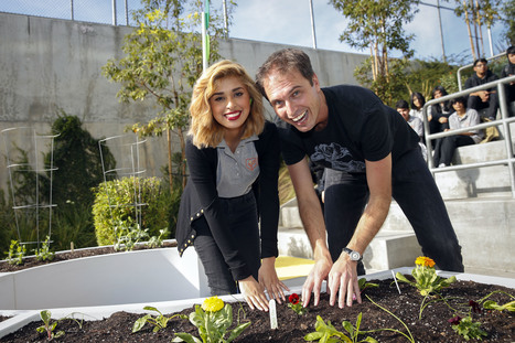 Kimbal Musk is Changing the Food System One School Garden at a Time | School Gardening Resources | Scoop.it