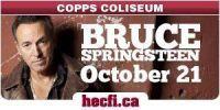 La setlist du concert de Bruce Springsteen à Hamilton (Canada) le 21 octobre2012 - le blog Bruce Springsteen | Bruce Springsteen | Scoop.it