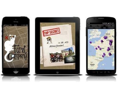 Sur la piste des trésors d'Alsace | Furet Company : jeu de piste, chasse au trésor sur smartphone et tablette | Muséo Formation | Scoop.it