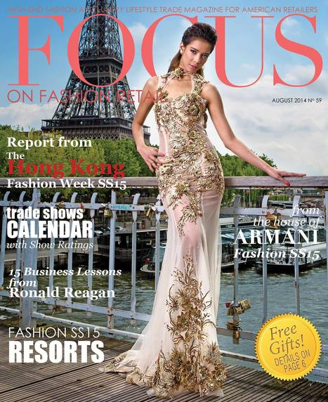 FOCUS FRONT COVER / Vanessa MODELY | SUPERMODEL VANESSA MODELY FANS ! | Scoop.it