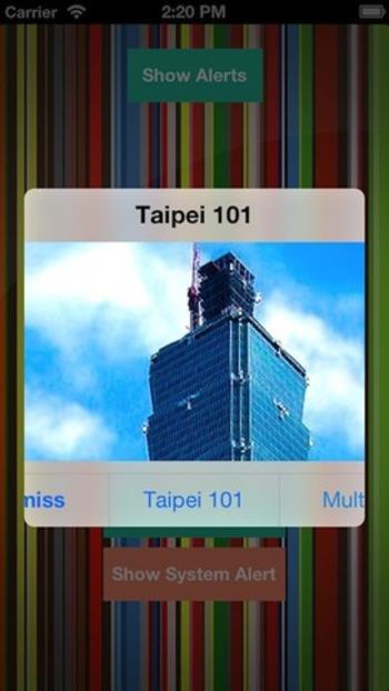 CXAlertView - Custom alertview for iOS7   iPhone and iPad development   Scoop.it