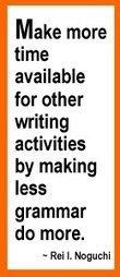24 Rules of English Grammar and Its Writing Associates | Common Core Assessments | Scoop.it