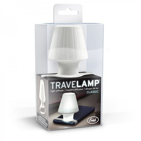 La Travelamp transforme votre smartphone en véritable lampe d ... - w3sh.com | FlexLedLight, les LED pour les professionnels | Scoop.it