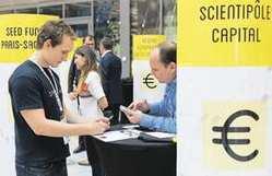 Saclay veut attirer les startuppers du monde entier   Université Paris-Saclay : revue de presse   Scoop.it