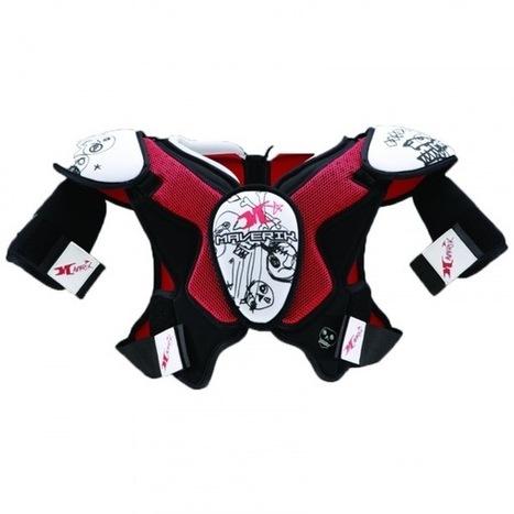maverik_bad_boy_lacrosse_shoulder_pad_2846_0.jpg (600x600 pixels) | How To Look Bad In Sports | Scoop.it