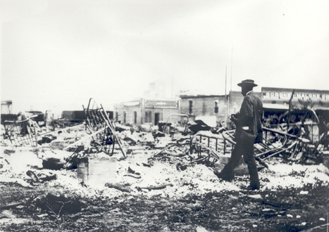 Burned Out of Homes and History: Unearthing the Silenced Voices of the Tulsa Race Riot | ED262mylineONLINE:  Ethnicity, Race & Racism | Scoop.it