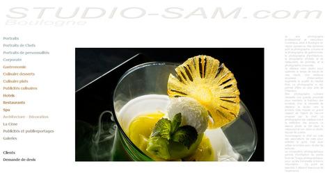 Thierry Samuel Photographe professionnel - photographe culinaire | Photographe culinaire - Hotellerie - Restauration | Scoop.it