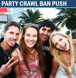 Nightclub crawls `run out of town' (Qld)   Alcohol & other drug issues in the media   Scoop.it