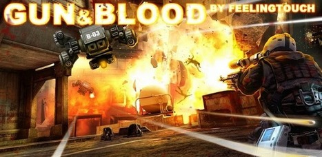 Gun & Blood v1.0.1 | Android Fans | Scoop.it