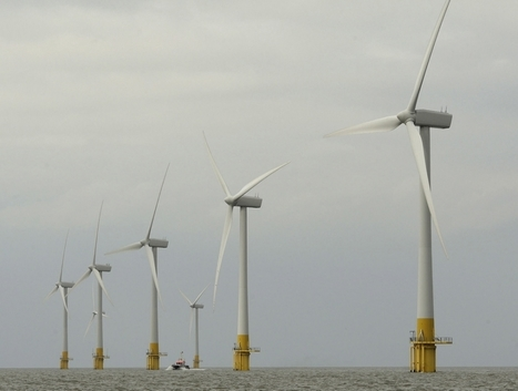 Éolien en mer.  Une enquête XXL | Eolien Offshore Projet baie de St Brieuc (22) | Scoop.it